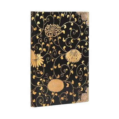 Anteckningsbok Paperblanks Mini olinjerad - Karakusa 1