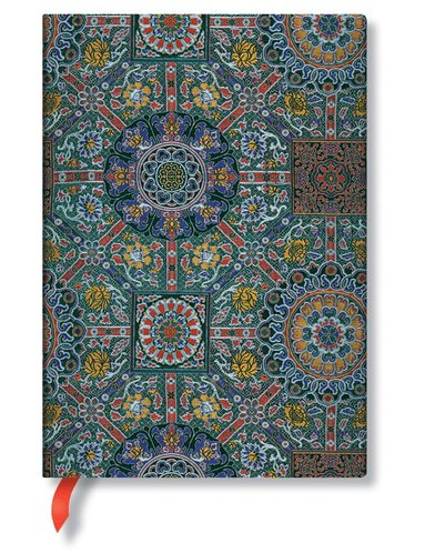 Anteckningsbok Paperblanks Midi linjerad - Padma