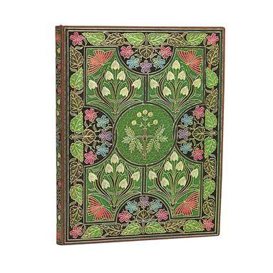 Anteckningsbok Paperblanks Flexi Ultra olinj Poetry in Bloom 1