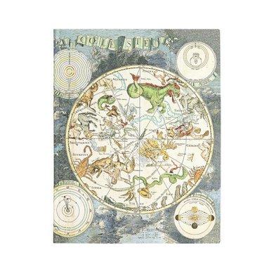 Anteckningsbok Paperblanks Ultra olinjerad - Celestial Planisphere
