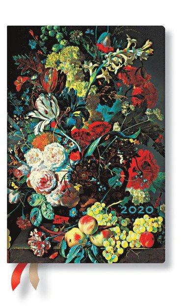 Kalender 2020 Paperblanks Mini Van Huysum