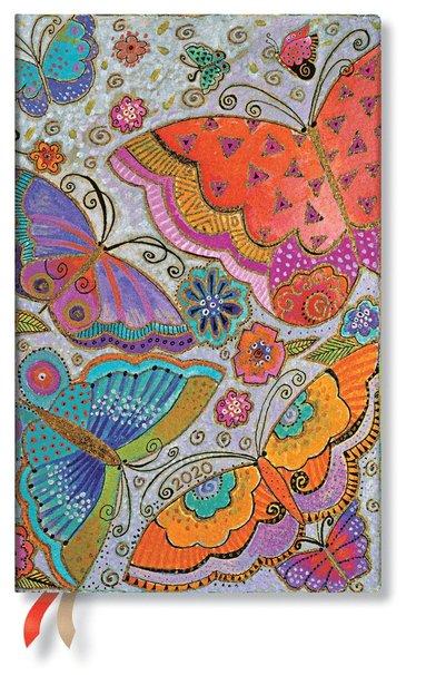 Kalender 2020 Paperblanks Maxi Flutterbyes
