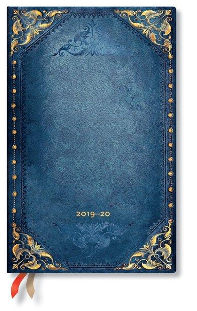 Kalender 2019-2020 18 mån Maxi Peacock Punk Flexi