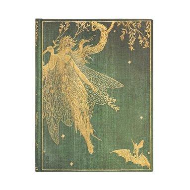 Anteckningsbok Paperblanks Ultra olinjerad - Olive Fairy 1