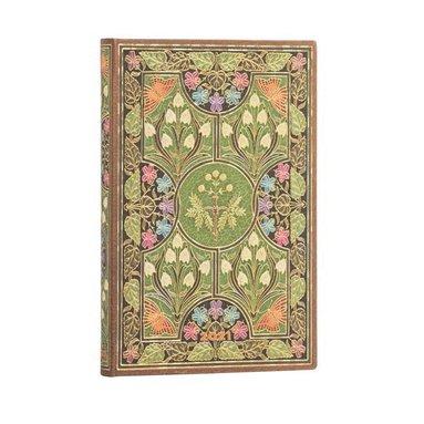 Kalender 2021 Paperblanks Mini Poetry in Bloom 1