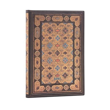 Kalender 2021 Paperblanks Midi Shiraz 1