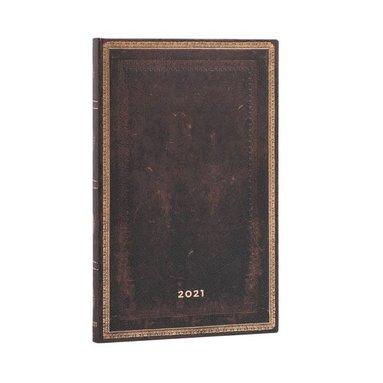 Kalender 2021 Paperblanks Maxi Black Moroccan 1