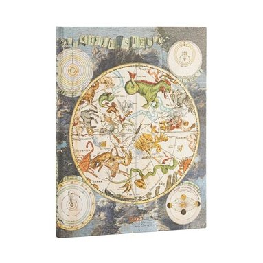 Kalender 2021 Paperblanks Ultra Celestial Planisphere 1