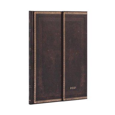 Kalender 2021 Paperblanks Grande Black Moroccand 1