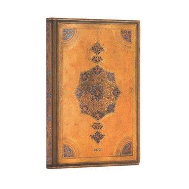 Kalender 2021 Paperblanks Midi Flexi Safavid 1