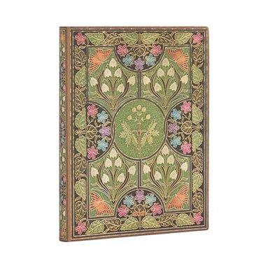 Kalender 2021 Paperblanks Ultra Flexi Poetry in Bloom 1