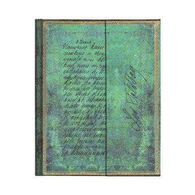Anteckningsbok Paperblanks Ultra - Tolstoy : Letter of Peace 1