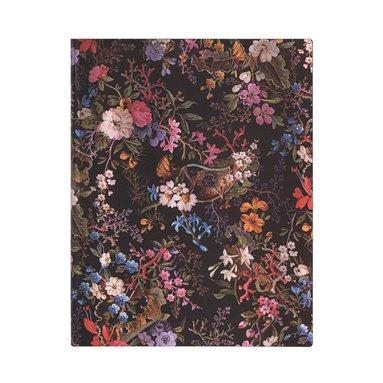 Anteckningsbok Paperblanks Flexi Ultra - Floralia 1