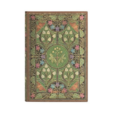 Kalender 2021-2022 18 månader Mini - Poetry in Bloom  1