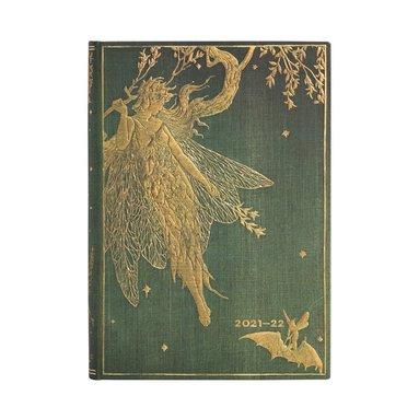 Kalender 2021-2022 18 månader Midi - Olive Fairy 1