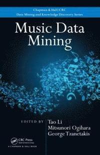 bokomslag Music Data Mining