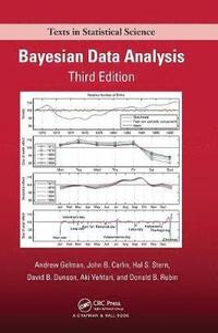 bokomslag Bayesian Data Analysis