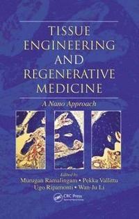bokomslag Tissue Engineering and Regenerative Medicine