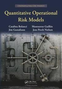 bokomslag Quantitative Operational Risk Models