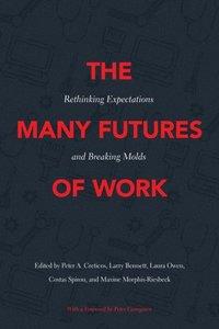 bokomslag The Many Futures of Work