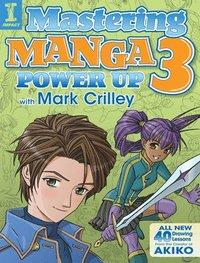 bokomslag Mastering Manga 3