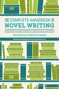 bokomslag The Complete Handbook of Novel Writing 3rd Edition