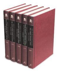 bokomslag Great Shakespeareans Set IV