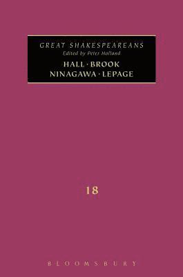 bokomslag Brook, Hall, Ninagawa, Lepage