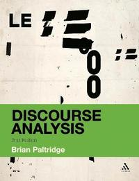 bokomslag Discourse Analysis: An Introduction