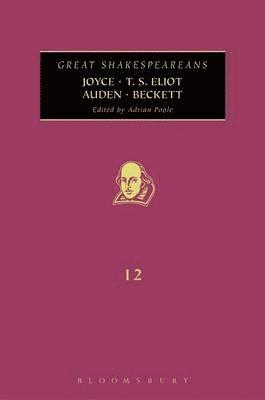 bokomslag Joyce, T. S. Eliot, Auden Becket
