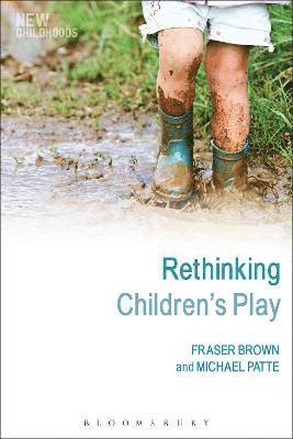 bokomslag Rethinking childrens play