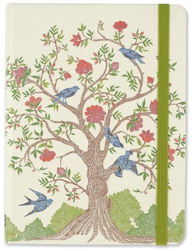 Anteckningsbok Summer Tree Of Life 1