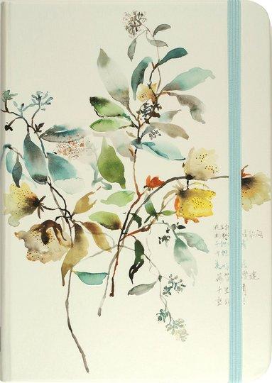 Anteckningsbok Asian Botanical 1