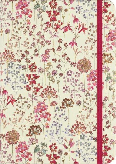 Anteckningsbok 18x13cm linjerad Wildflower Meadow 1