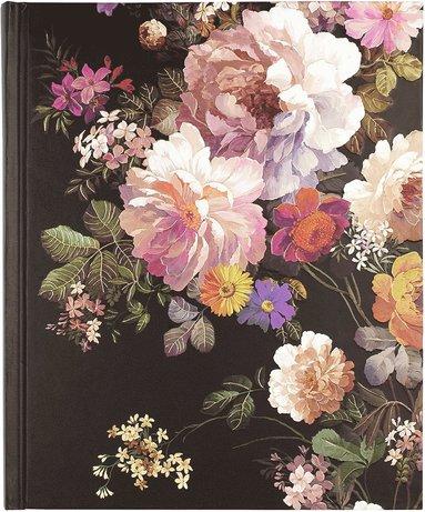 Anteckningsbok Midnight Floral 1