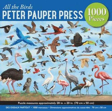 Pussel 1000 bitar All The Birds