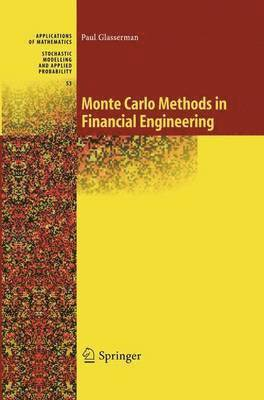 bokomslag Monte Carlo Methods in Financial Engineering