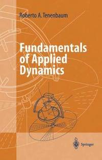 bokomslag Fundamentals of Applied Dynamics