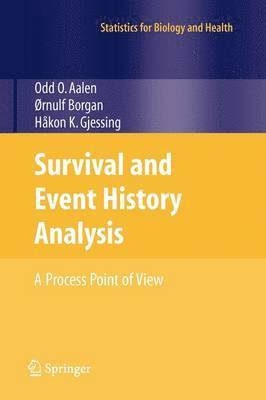 bokomslag Survival and Event History Analysis: A Process Point of View