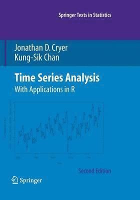 bokomslag Time Series Analysis