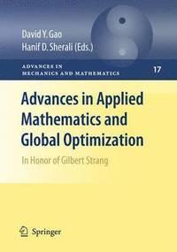 bokomslag Advances in Applied Mathematics and Global Optimization