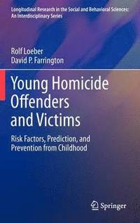 bokomslag Young Homicide Offenders and Victims