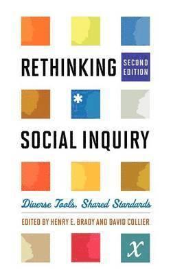 bokomslag Rethinking Social Inquiry
