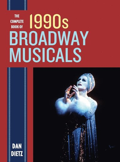bokomslag Complete book of 1990s broadway musicals