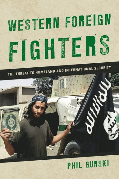 bokomslag Western Foreign Fighters