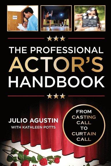 bokomslag The Professional Actor's Handbook