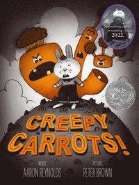 bokomslag Creepy Carrots!