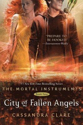 City of Fallen Angels, 4 1