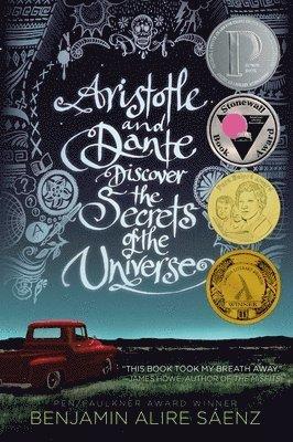 bokomslag Aristotle and dante discover the secrets of the universe