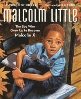 bokomslag Malcolm Little